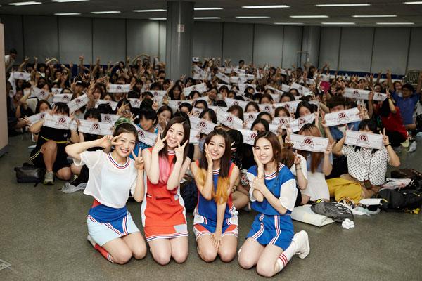 Red Velvet 1st fan meeting 2014