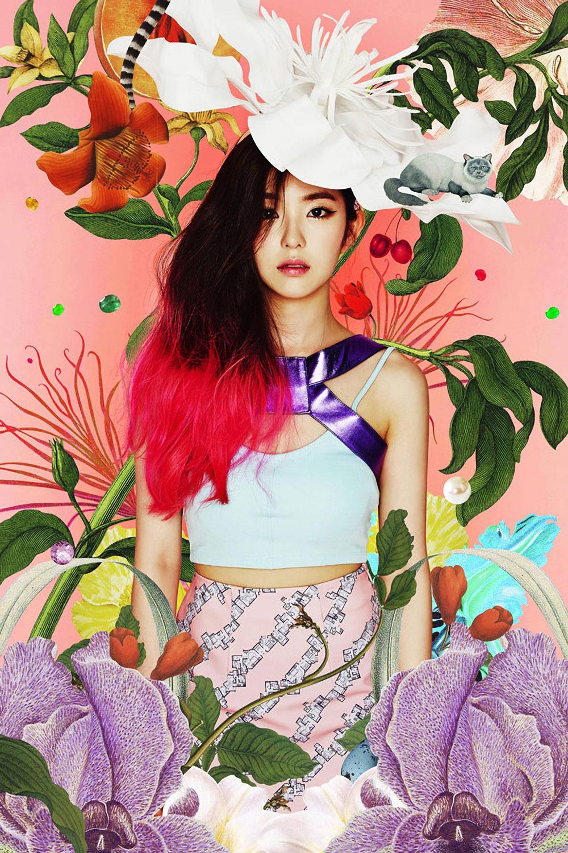 Red Velvet Irene Happiness teaser photo