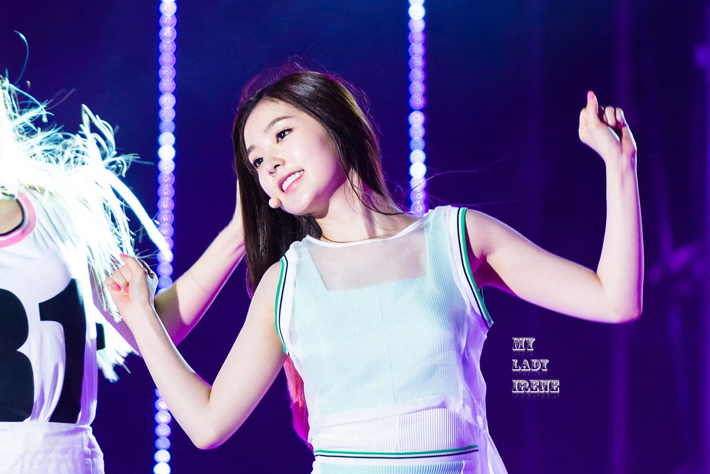 Red Velvet Irene Hyun In Music Festival 2014