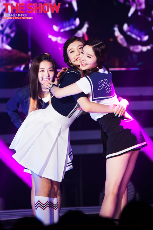 Red Velvet Irene SBS MTV The Show 140812